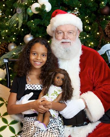 Sotheby's Santa Event,1-2PM 2012