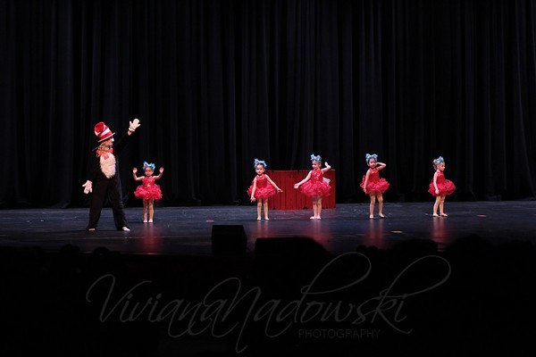 Hononegah Dance Competition/Recital June 2019