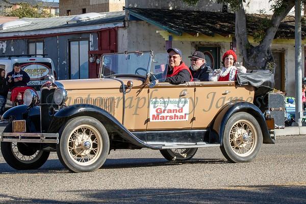 South County Christmas Parade 2018
