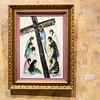Jesus Speaks to the Daughters of Jerusalem, Station VIII