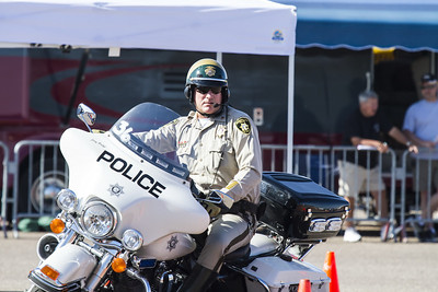 Southwest Police Motorcycle Competition