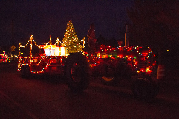 Corrales Christmas Parade