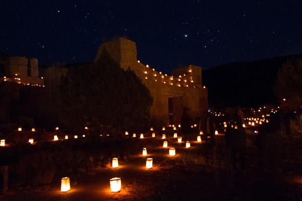 Mission church ruins, Jemez State Monument, Jemez Springs, NM