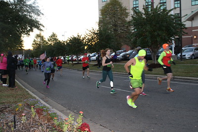 Spa Running Festival (Nov 2016)