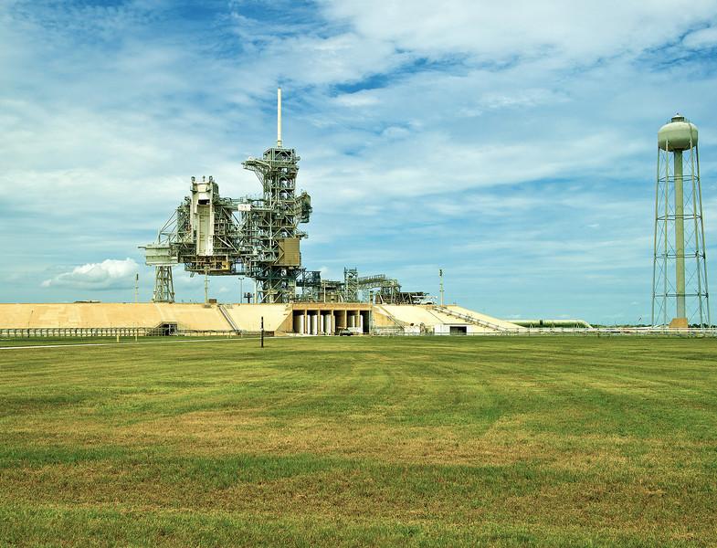 KSC_Shuttle Launch Pad 39A_D3S0484