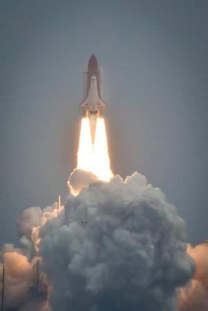 Grand Finale, Space Shuttle Atlantis 2011.07.08