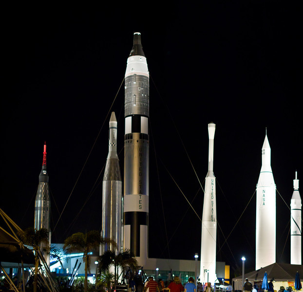 The Kennedy Space Center Visitor Complex