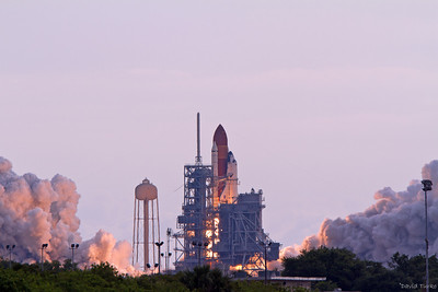 Space Shuttle Endeavour lift's off ~ STS 134