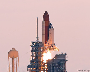 Space Shuttle Endeavour STS134