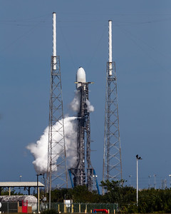 Falcon 9 launched the SXM-7 mission