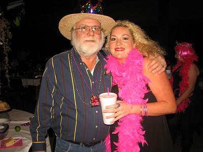 Spanishtown Mardi Gras Ball 2009