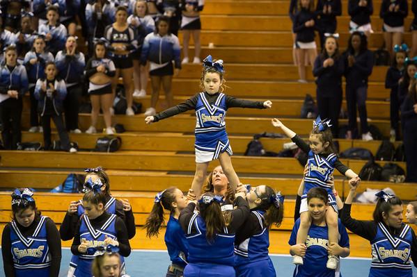 Sparks Cheerleading Invitation-Wayne, NJ-1.13.13