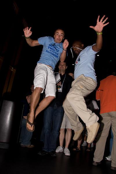 Chris and Fabian