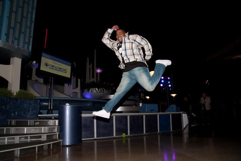 Jamar finally jumps
