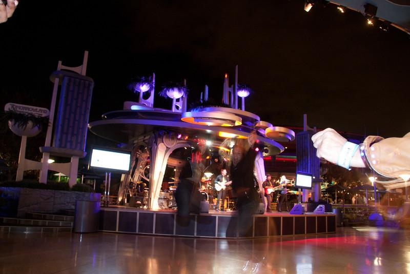 Jumping on the Dancefloor
