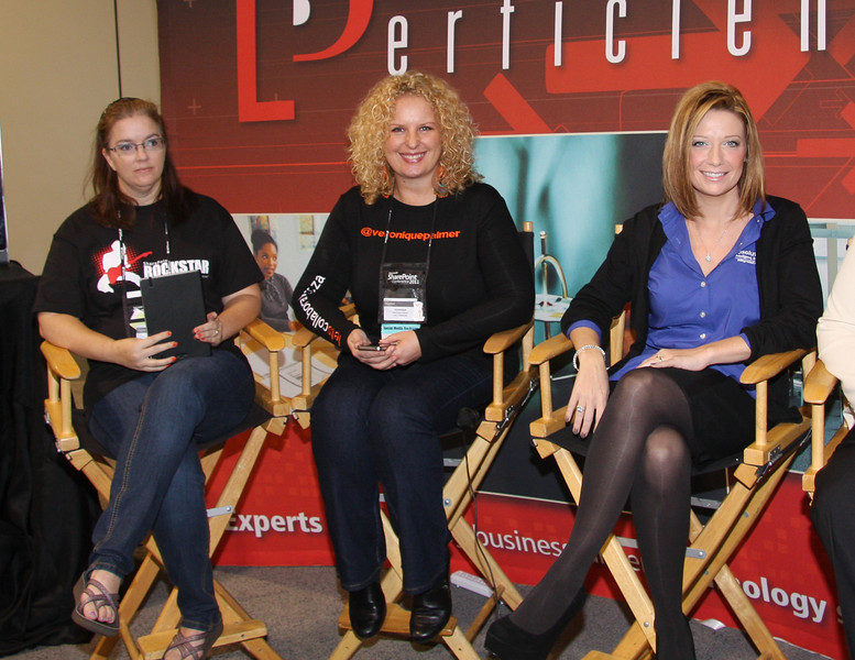 Women In Technology - Perficient Booth