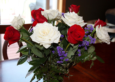 flowers sent from iraq 2009 beautiful!
