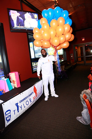 Children's charity  Taylormade foundation 1st annual event 2015 jan 24,015