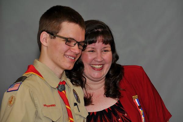 Alex Sinclair Eagle Scout Court of Honor