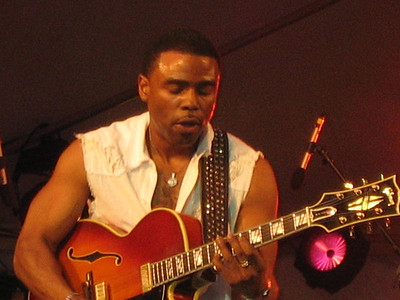 Norman Brown Saturday Night