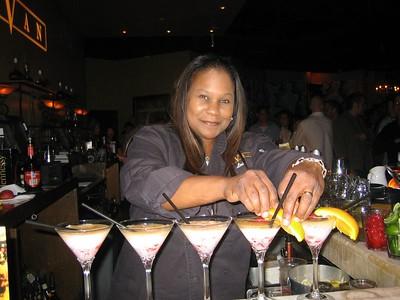 Bartender at CLUB DÉJÀ VU