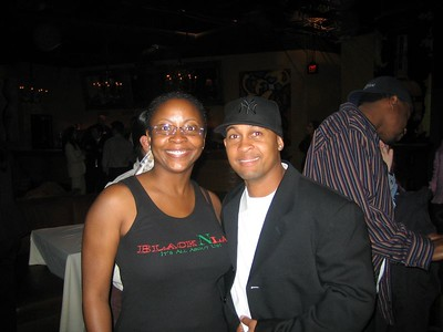 Cherice Calhoun & PeeWee of 93.5 KDay
