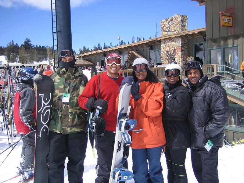 More UBAA members hitting the slopes