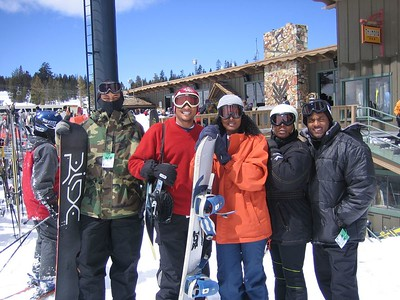 More UBAA members hitting the slopes