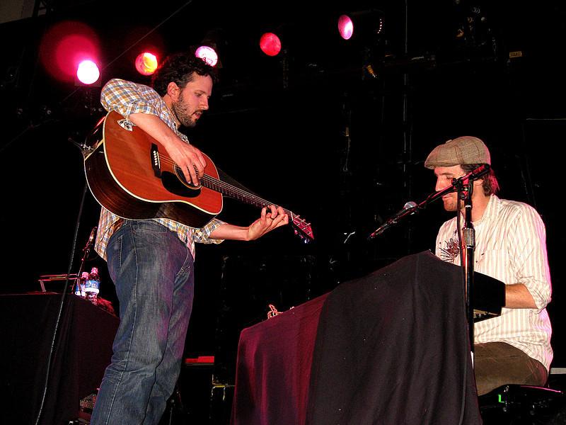 Mason Jennings And Zac Gill