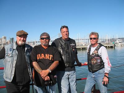 Eric, Phil, BigBob, and Mike