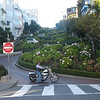 Mike on LOMBARD St.