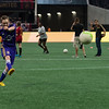 Atlanta United Special Olympics Unified Team 0 Orlando City Unified Team 2, Mercedes-Benz Stadium, Atlanta - 16th September2017 (Photographer: Nigel G Worrall)