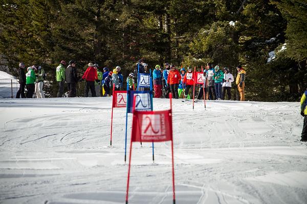 Special Olympics at Mission Ridge, WA