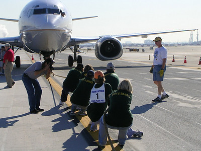 Plane Pull 2005
