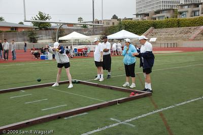Special Olympics La Jolla 2009