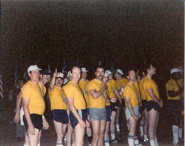 Torch Run 1986