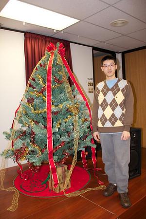 Speech at SBTA Center on December 7, 2011