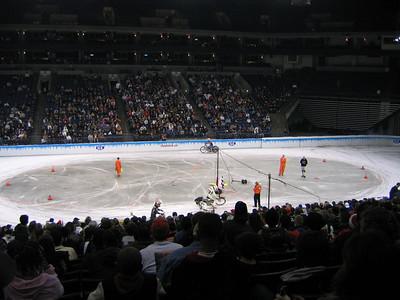 Speedway Ice Racing
