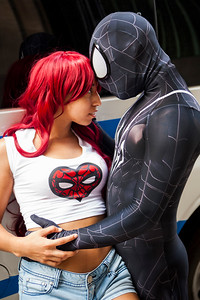 Mary Jane Watson & Spider-Man
