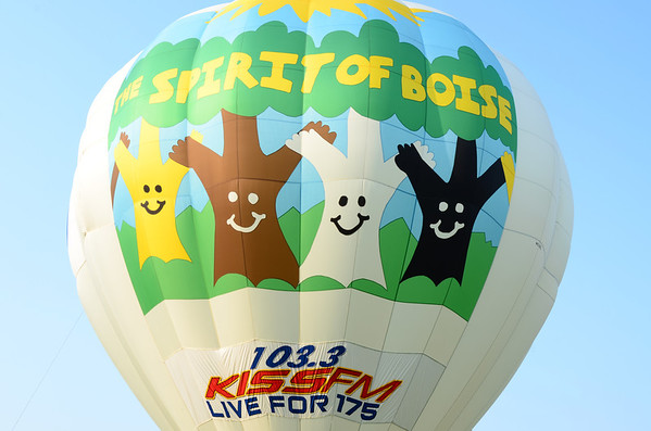 Spirit of Boise - Balloon Classic