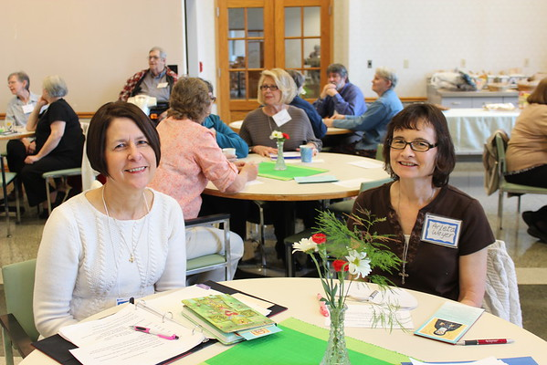 Oblate Retreat - March 2015