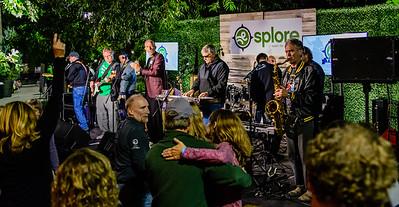 SALT LAKE CITY, UT - September 16, 2017: Splore 40th Anniversary Celebration. (Photo by Dave Obzansky)