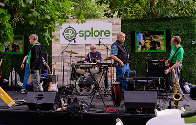 SALT LAKE CITY, UT - September 16, 2017: Splore 40th Anniversary Celebration. (Photo by Dave Obzansky)