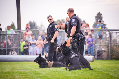 © Heather Stokes Photography - SPD 1st Annual K9 Day - September 9, 2017 - 9