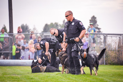 © Heather Stokes Photography - SPD 1st Annual K9 Day - September 9, 2017 - 5