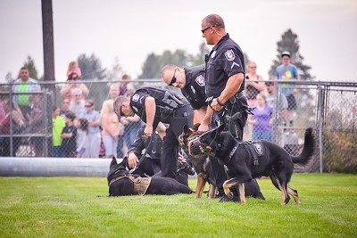 © Heather Stokes Photography - SPD 1st Annual K9 Day - September 9, 2017 - 6