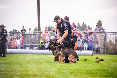 © Heather Stokes Photography - SPD 1st Annual K9 Day - September 9, 2017 - 13