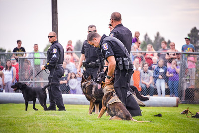 © Heather Stokes Photography - SPD 1st Annual K9 Day - September 9, 2017 - 11