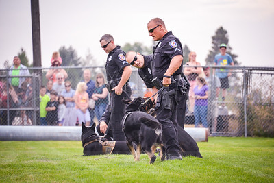 © Heather Stokes Photography - SPD 1st Annual K9 Day - September 9, 2017 - 7