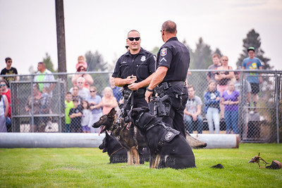 © Heather Stokes Photography - SPD 1st Annual K9 Day - September 9, 2017 - 10